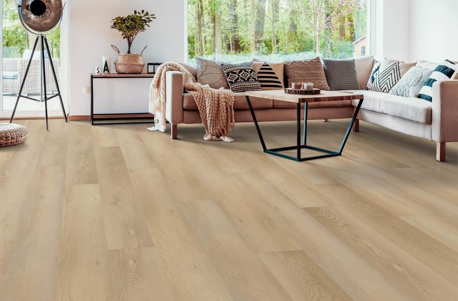 "TruCor Prime XXL 10"" Waterproof Vinyl Planks - Salerno Oak"