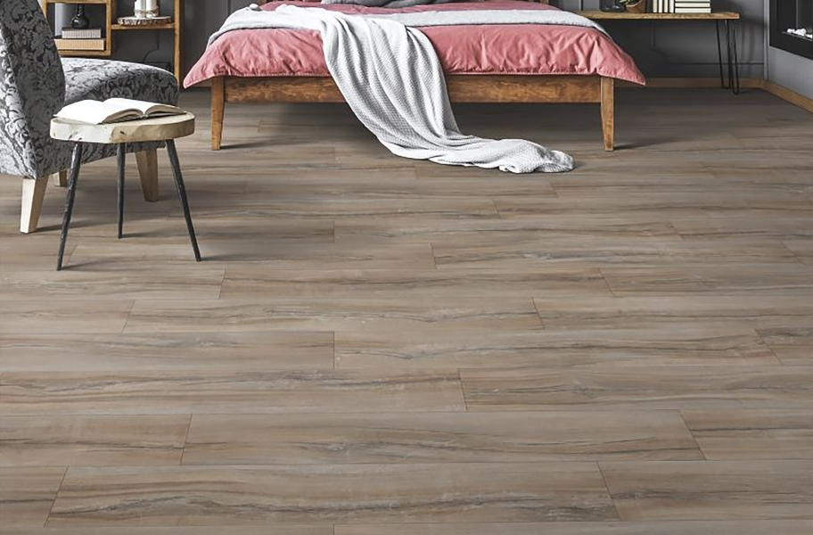 "Mohawk Thatcher 7.5"" Rigid Core Vinyl Planks - Caledonia"
