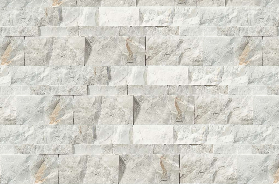 Shaw Ledgerstone Tile - Firestone Split Face Ritz Grey