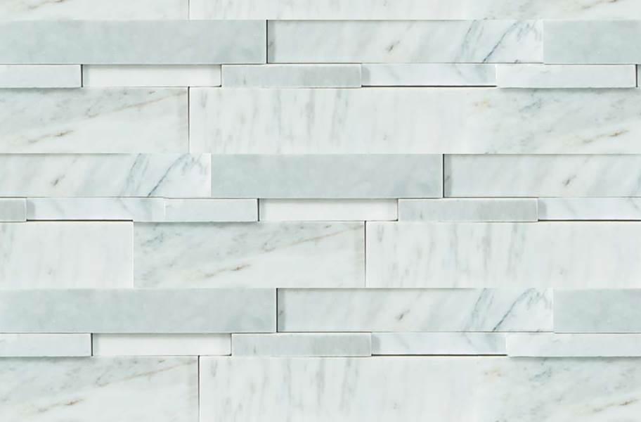 Shaw Ledgerstone Tile - Milestone Bianco Venatino