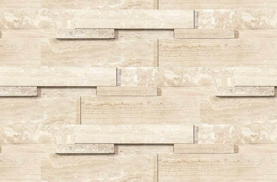 Shaw Ledgerstone Tile - Milestone Siena Avorio