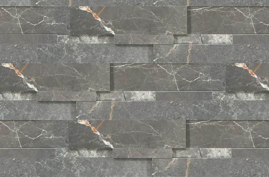 Shaw Ledgerstone Tile - Milestone Stark Carbon