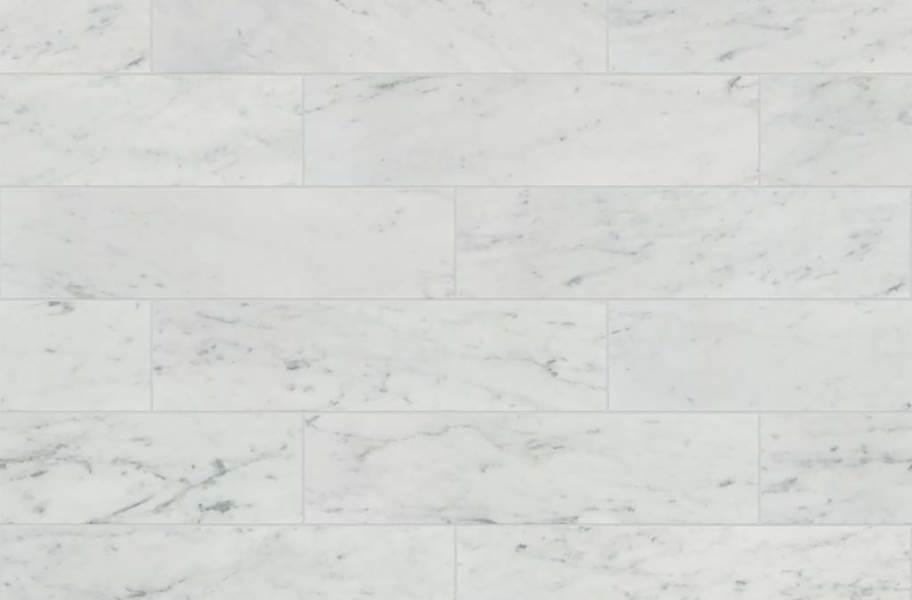 Shaw Chateau Natural Stone Subway Tile - Subway Tile Bianco Carrara
