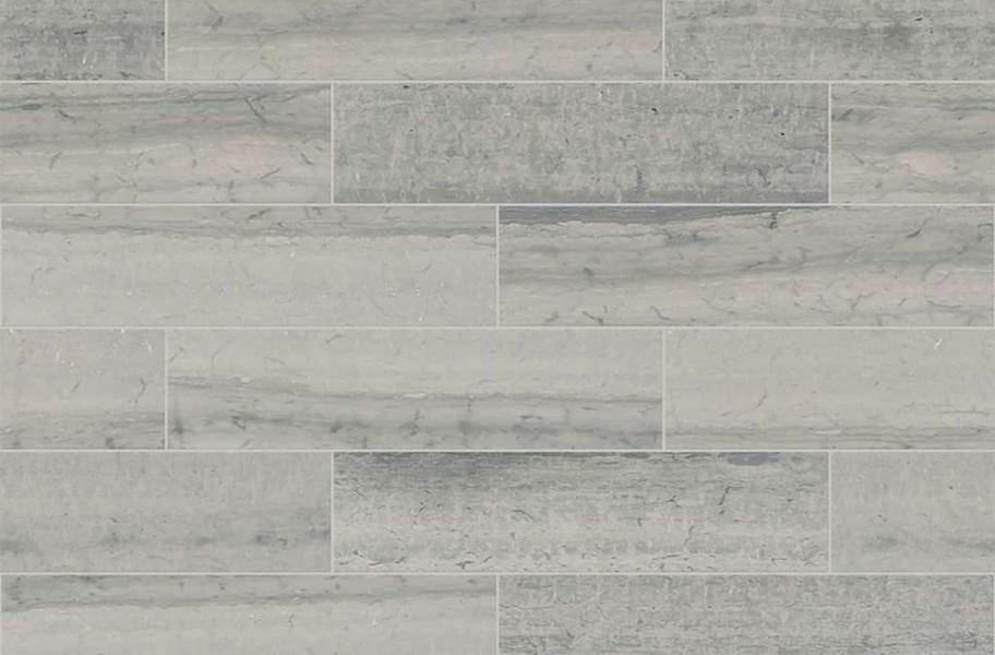 Shaw Chateau Natural Stone Subway Tile - Subway Tile Blue Grigio