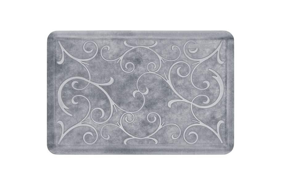 WellnessMats Designer Motif Bella Collection  - Sea Mist