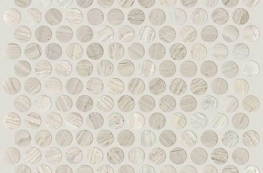 Shaw Chateau Geometrics Natural Stone Tile - Rockwood