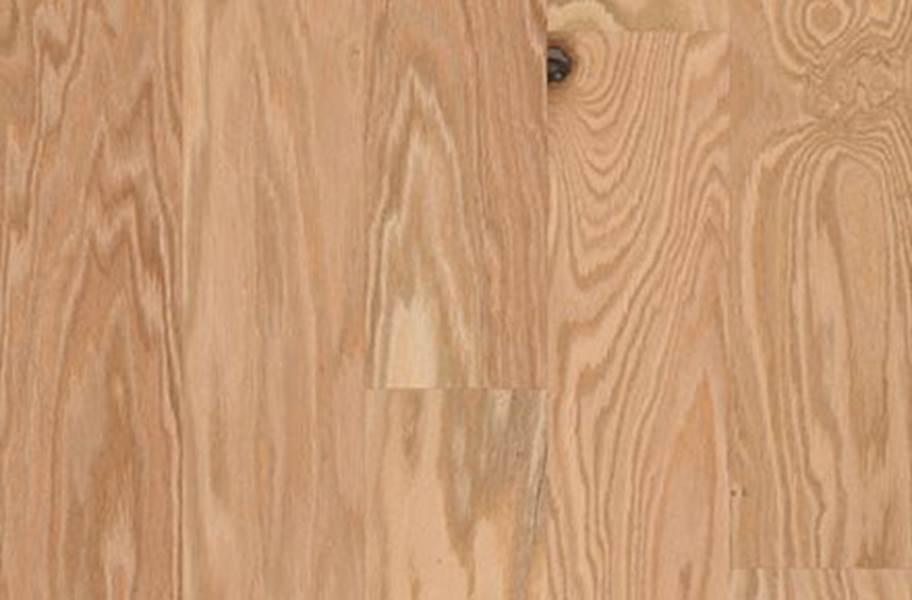 Shaw Albright Oak Engineered Wood - Rustic Natural