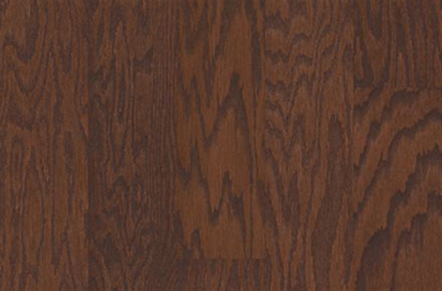 Shaw Albright Oak Engineered Wood - Coffee Bean