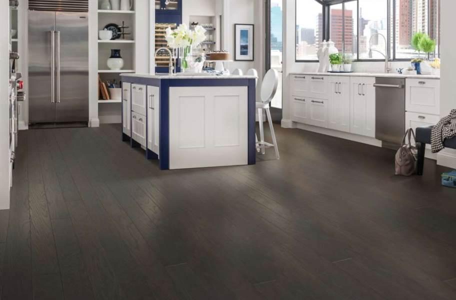 Shaw Albright Oak Engineered Wood - Chocolate