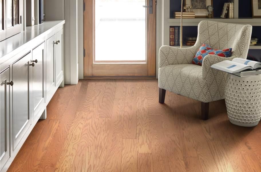 Shaw Albright Oak Engineered Wood - Rustic