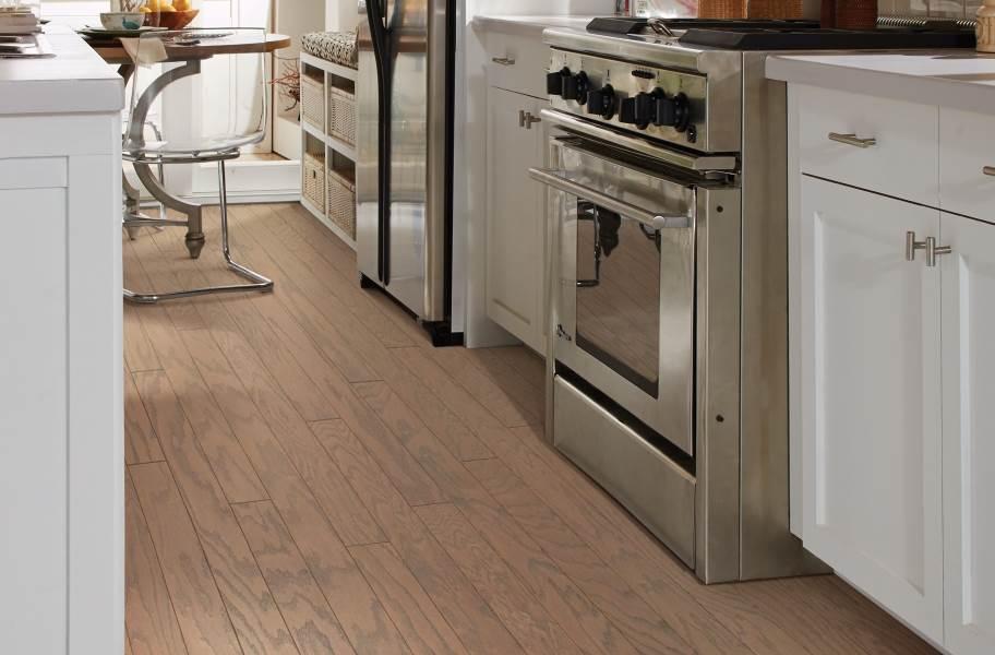 Shaw Albright Oak Engineered Wood - Weathered