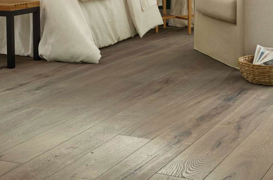 Shaw Reflections Ash Engineered Wood - Native