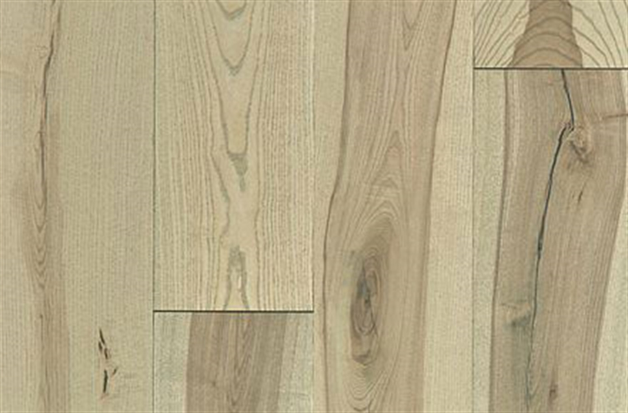 Shaw Reflections Ash Engineered Wood - Native
