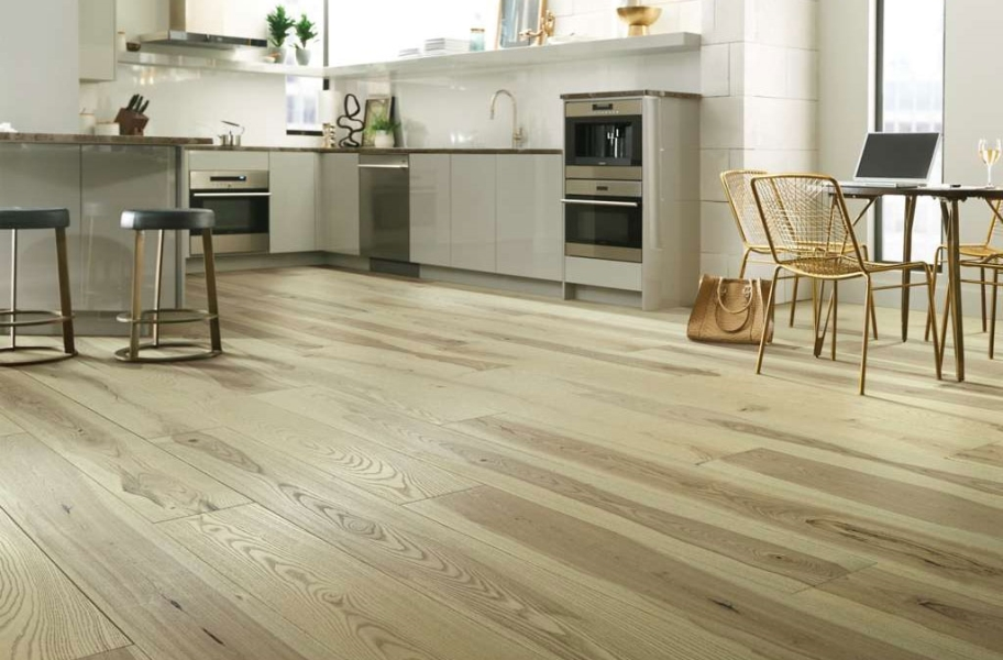 Shaw Reflections Ash Engineered Wood
