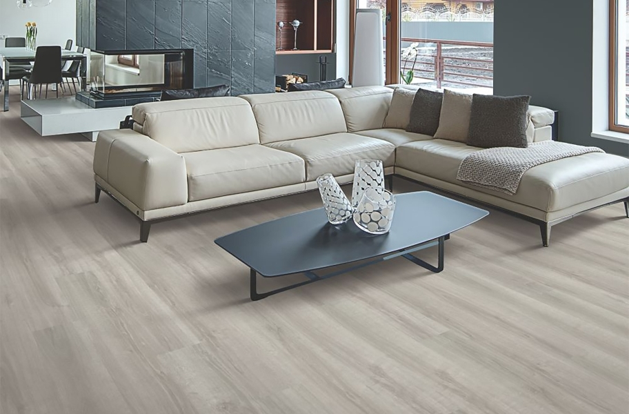 "Mohawk Dodford 7.5"" Luxury Vinyl Planks - Chinchile Oak"