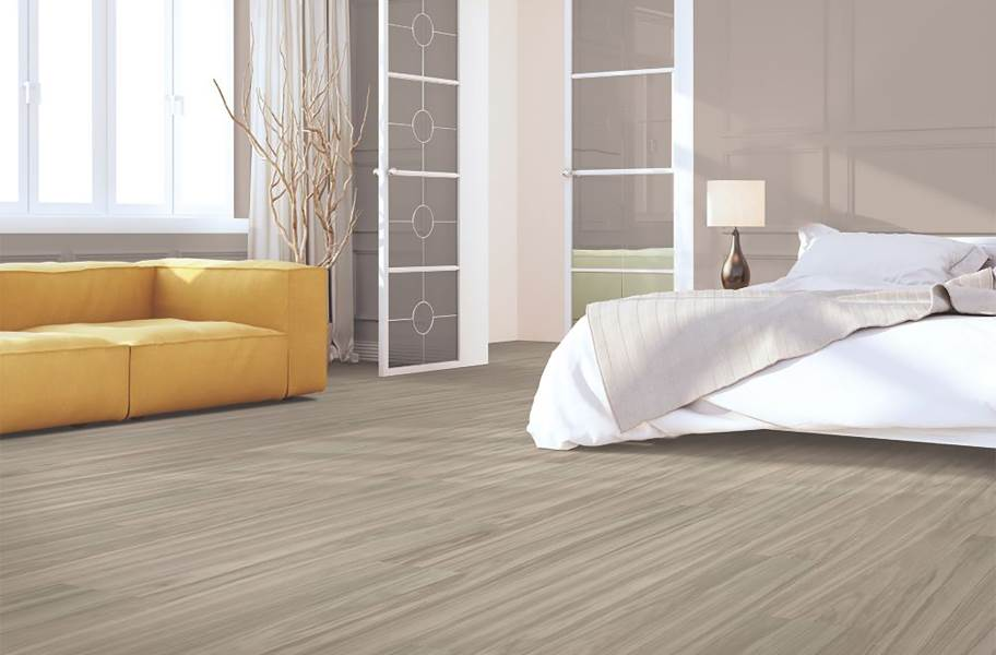 "Mohawk Dodford 7.5"" Luxury Vinyl Planks - Fawn Brindle"