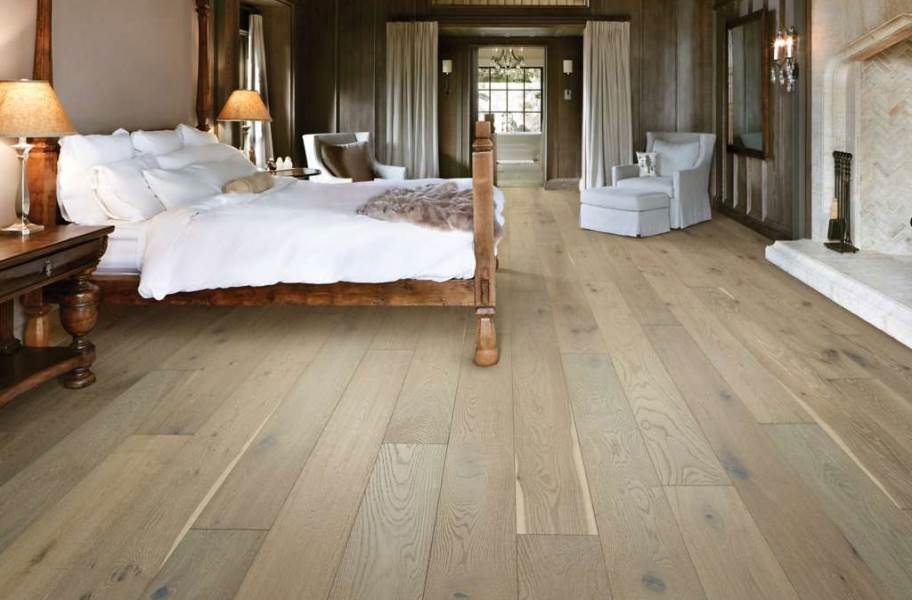 Shaw Expressions White Oak Engineered Wood - Mural