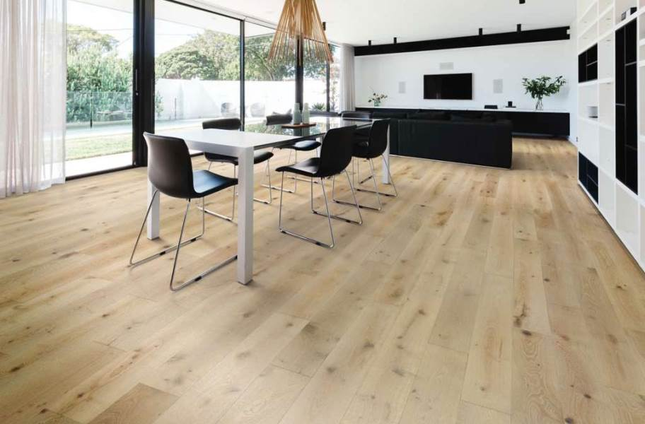 Shaw Expressions White Oak Engineered Wood - Poetry