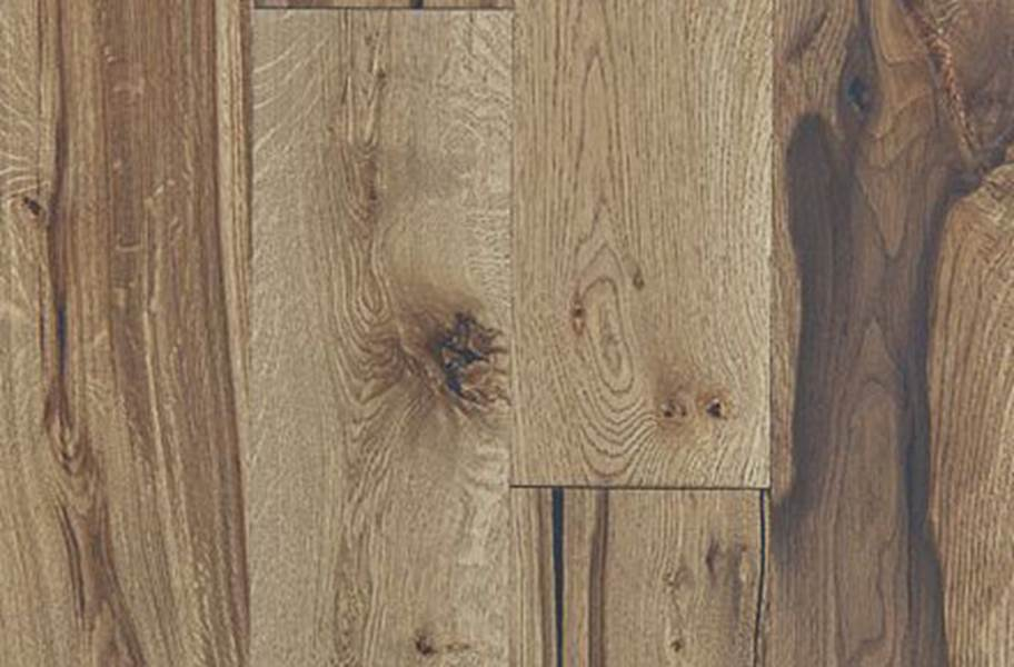 Shaw Reflections White Oak Engineered Wood - Woodlands