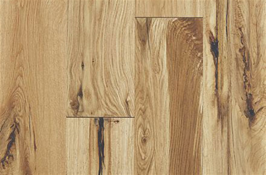 Shaw Reflections White Oak Engineered Wood - Natural