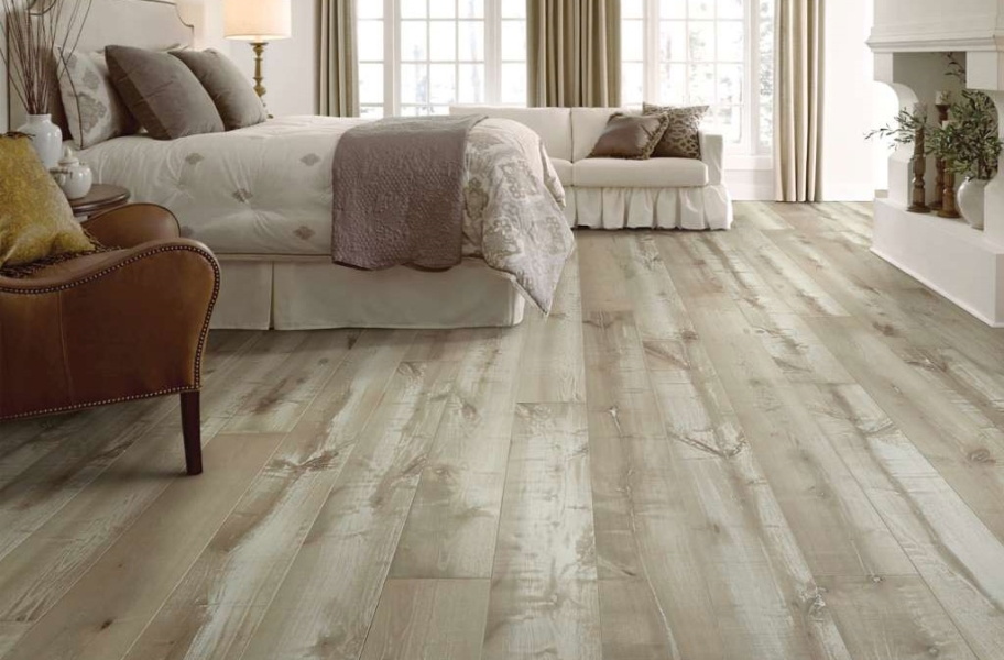 Shaw Reflections Maple Engineered Wood - Celestial