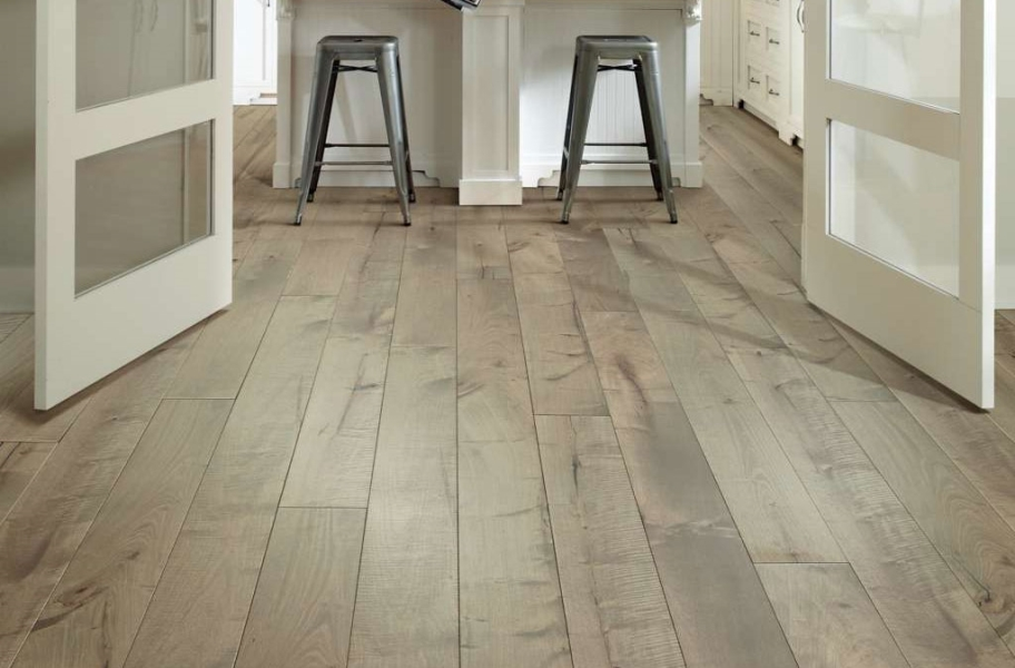 Shaw Reflections Maple Engineered Wood - Serenity