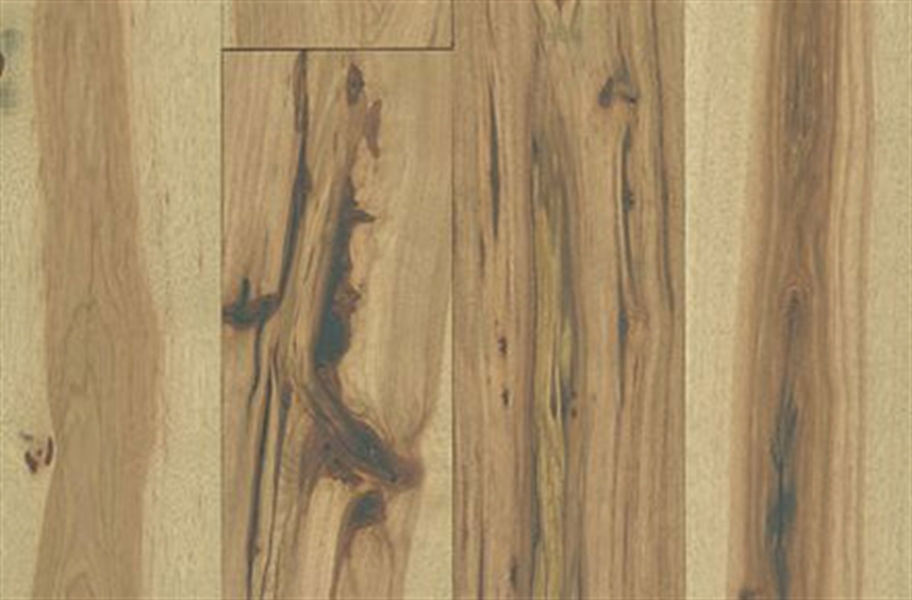 Shaw Reflections Hickory Engineered Wood - Luminous