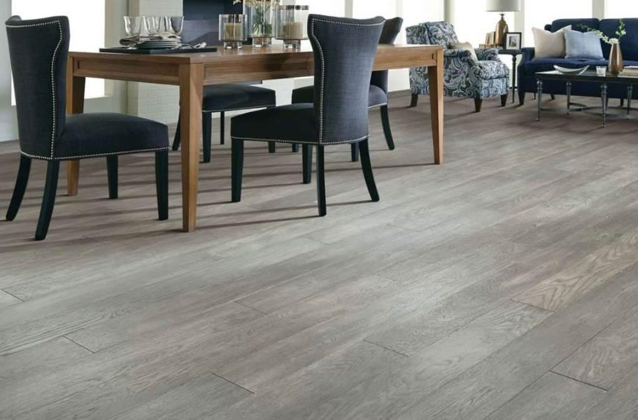 Shaw Cornerstone Oak Engineered Wood - Slate