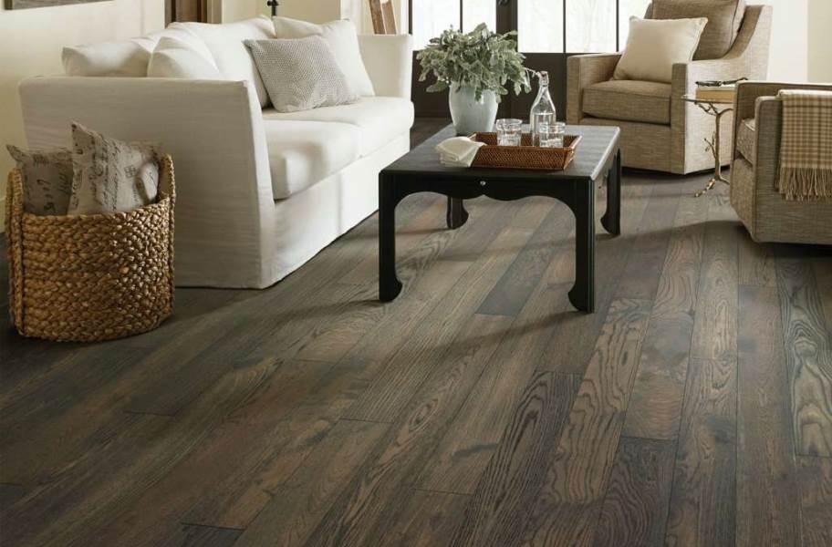 Shaw Cornerstone Oak Engineered Wood - Graphite