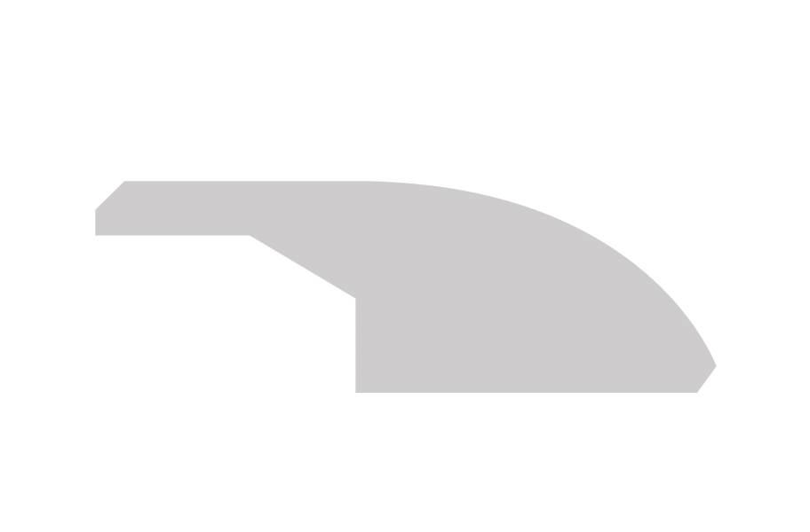 Shaw Castlewood Hickory Overlap Reducer