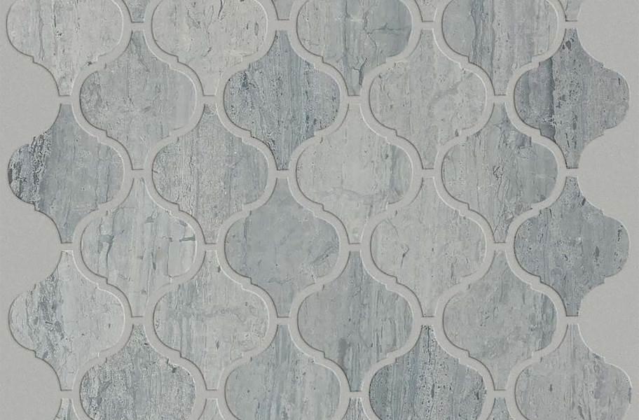 Shaw Chateau Natural Stone Ornamentals Tile - Lantern Bule Grigio