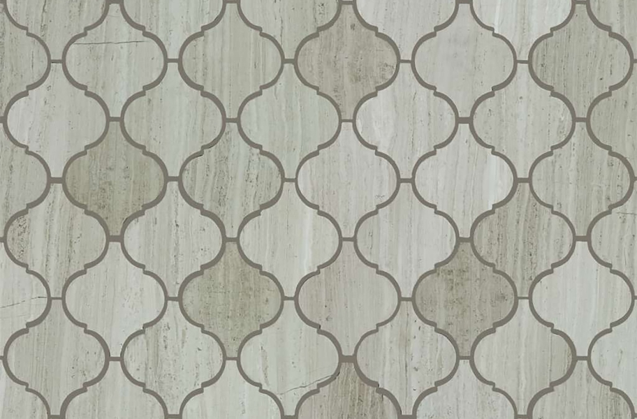 Shaw Chateau Natural Stone Ornamentals Tile - Lantern Rockwood