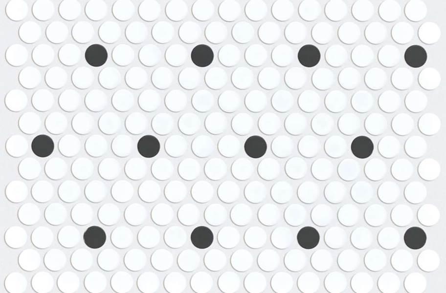 Shaw Coolidge Mosaic - Penny Round Polka Dot