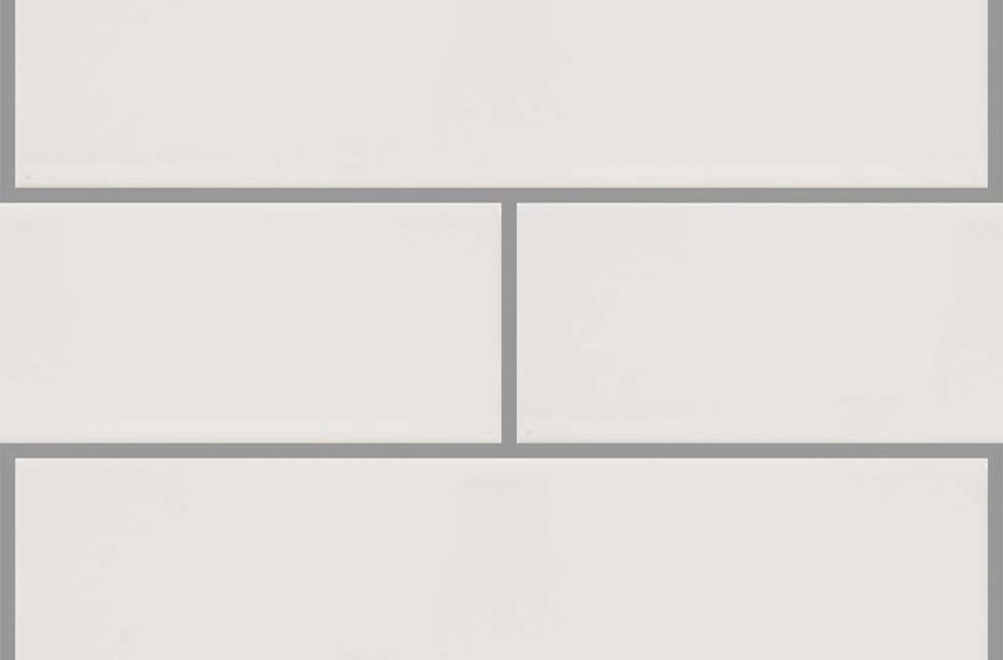 Shaw Elegance Subway Tiles - 4x16 Taupe Gloss