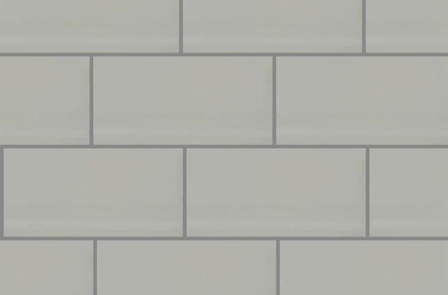 Shaw Elegance Subway Tiles - 3x6 Linen Gloss