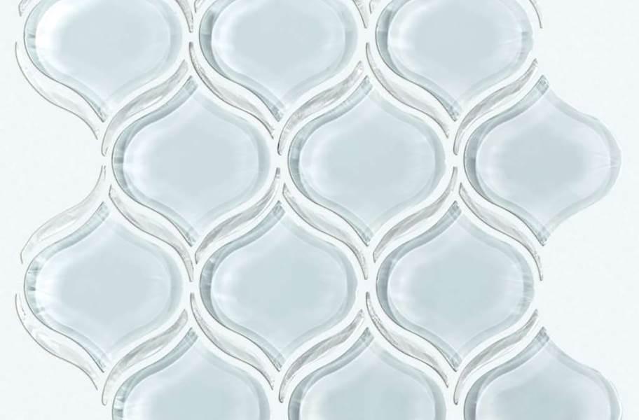Shaw Cardinal Glass Mosaic - Skylight Lantern