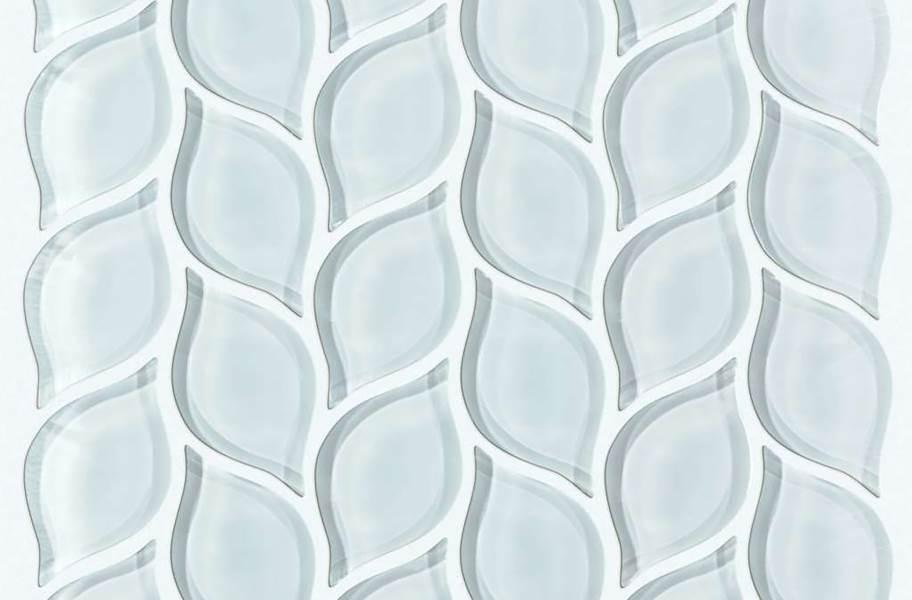 Shaw Cardinal Glass Mosaic - Skylight Petal
