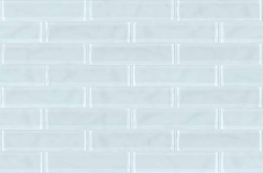 Shaw Cardinal Subway Tile - 3x12 Skylight Artisan