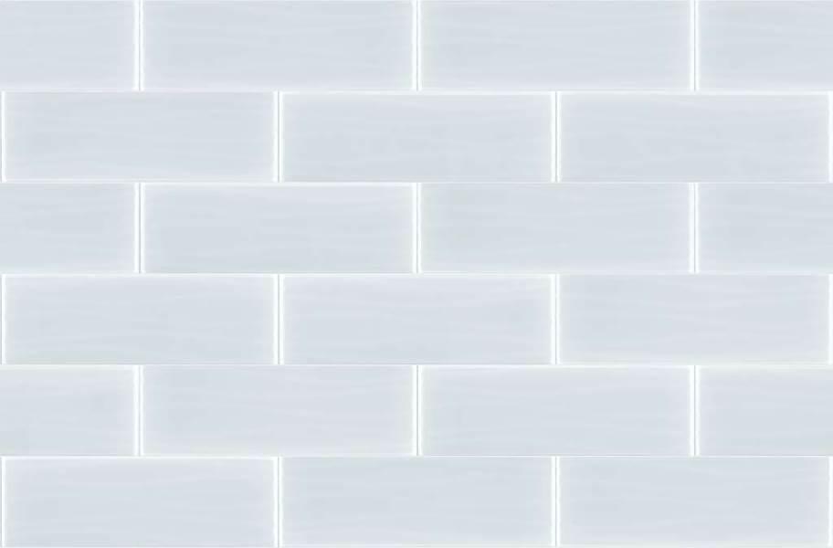 Shaw Cardinal Subway Tile - 8x24 Ice Wave