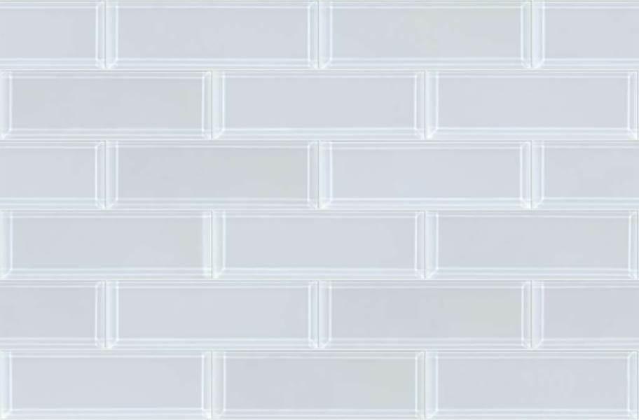 Shaw Cardinal Subway Tile - 3x9 Bevel Ice