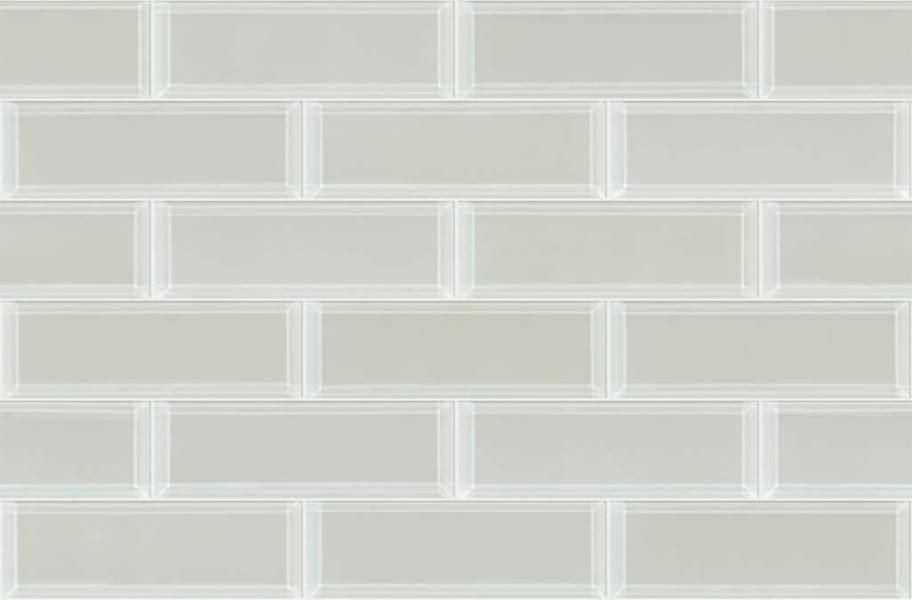 Shaw Cardinal Subway Tile - 3x9 Bevel Mist