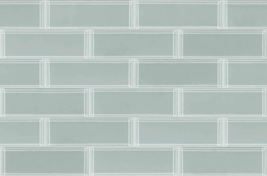Shaw Cardinal Subway Tile - 3x9 Bevel Shadow