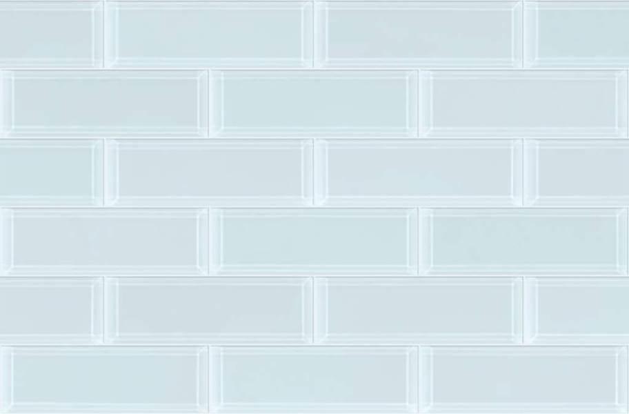 Shaw Cardinal Subway Tile - 3x9 Bevel Skylight