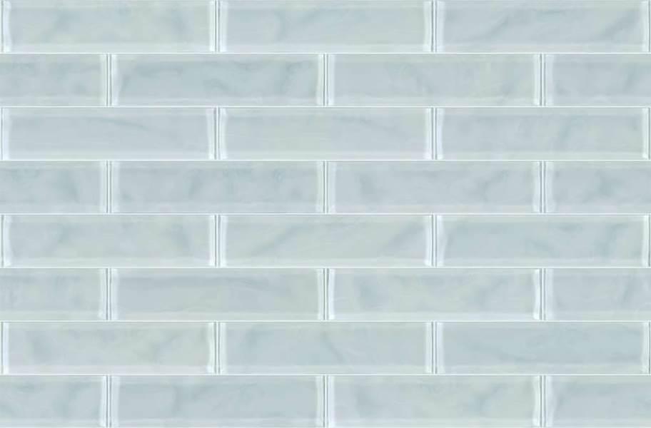 Shaw Cardinal Subway Tile - 3x12 Cloud Artisan