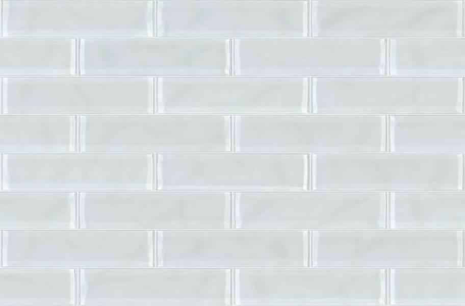 Shaw Cardinal Subway Tile - 3x12 Ice Artisan