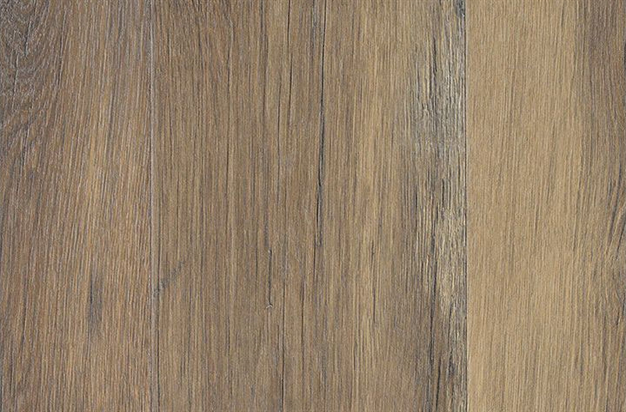 12mm Mohawk Crest Haven Waterproof Laminate - Prairie House Oak