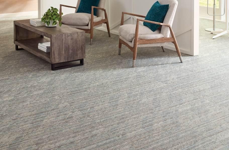 Shaw Sort Carpet Tile - Pleat