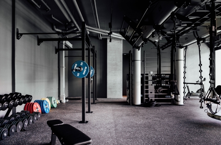 PAVIGYM 22mm Extreme S&S Rubber Tiles