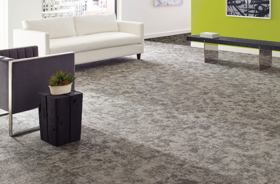 Shaw Biotic Carpet Tile - Collective, Composition