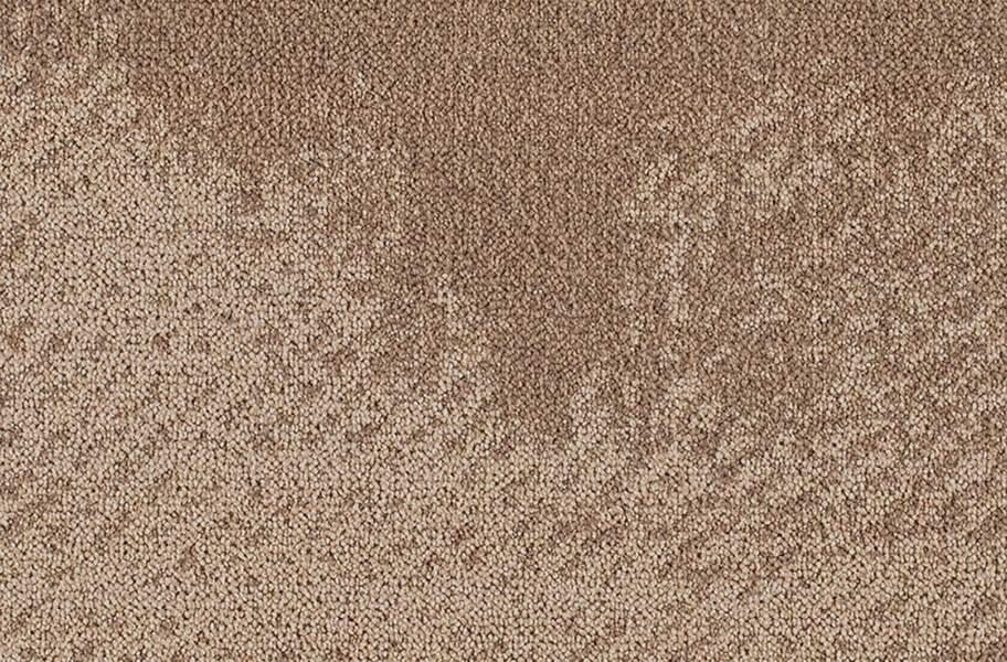 Joy Carpets Burnished Carpet Tile - Camel